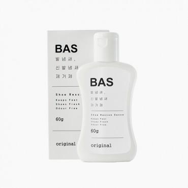 [BAS] 발냄새, 신발냄새 제거제 슈레스큐센스 파우더 (60g)