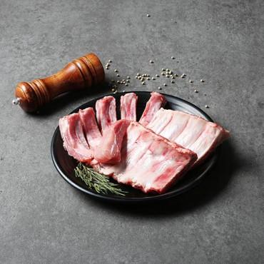 [초은농장] 무항생제 돼지 등갈비 1kg