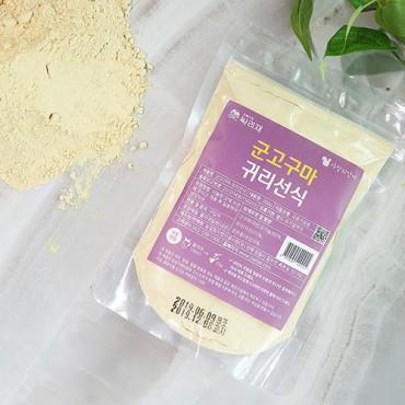 [콩사랑] 군고구마 귀리선식