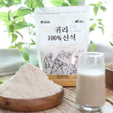 [콩사랑] 귀리 100% 선식 500g x 2봉