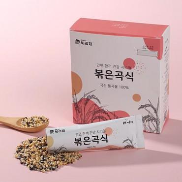 [콩사랑] 볶은곡식 스틱 20g x 10봉
