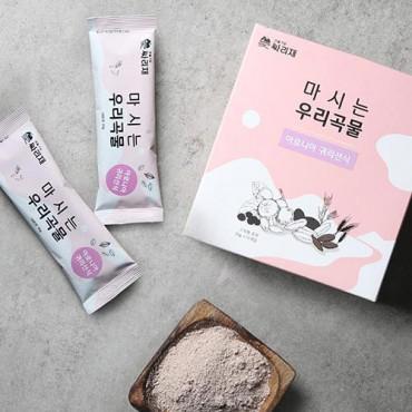 [콩사랑] 아로니아 귀리선식 30g x 10봉 x 2박스