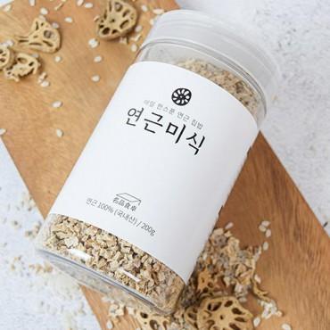 [해밀] 연근미식 200g