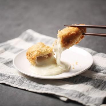[초은농장] 치즈 듬뿍 돈까스 300g 이상 x 2팩