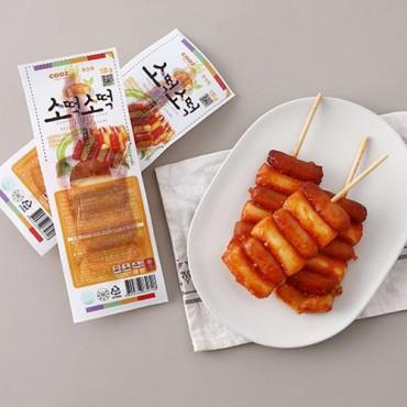 [푸딩팩토리] 소떡소떡 135g (낱개포장)