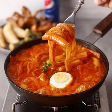 [푸딩팩토리] 추억의 쫄볶이 600g (매운맛)