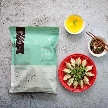 [네니아] 우리밀 물만두 500g / 1kg