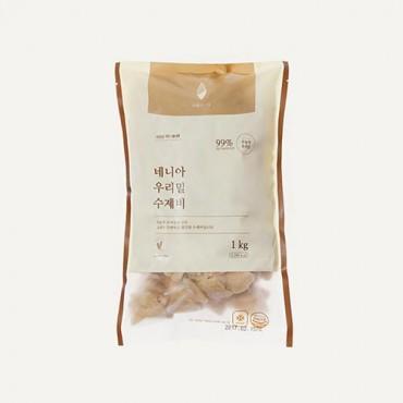 [네니아] 우리밀 수제비 1kg x 2팩