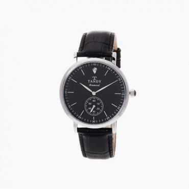 [탠디] 다이아몬드 시계 DIA-1902M BK (남성용/블랙)