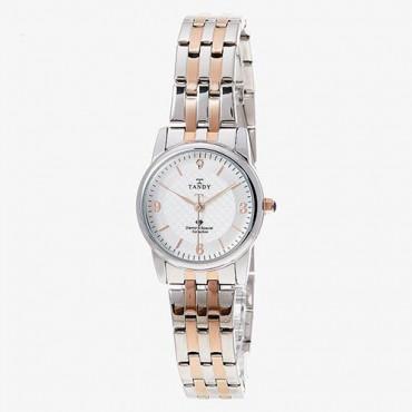 [탠디] 다이아몬드 시계 T-3913 F Combi(여성용)