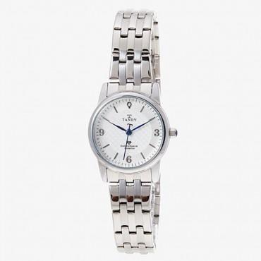 [탠디] 다이아몬드 시계 T-3913 F WH(여성용)