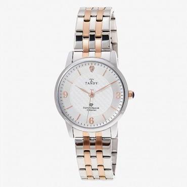 [탠디] 다이아몬드 시계 T-3913 M Combi(남성용)