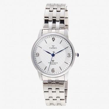 [탠디] 다이아몬드 시계 T-3913 M WH(남성용)