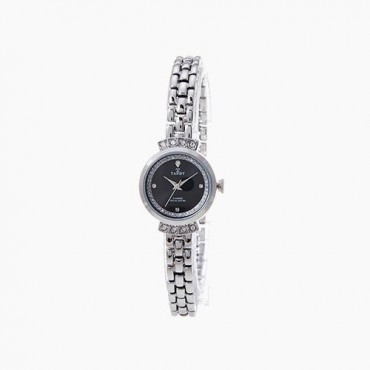 [탠디] 프린세스 다이아몬드 시계 T-4021 BK(여성용)