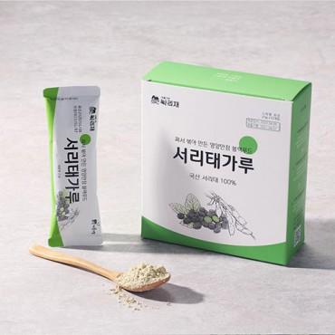 [콩사랑] 서리태가루 25g x 10봉