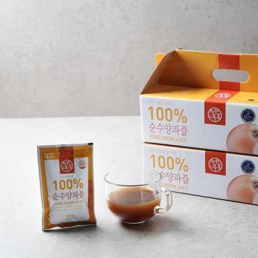 [자람푸드] 착한톡톡 순수양파즙 2박스