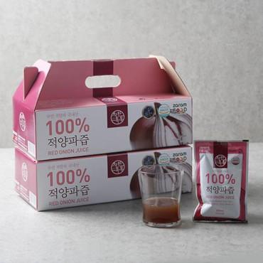 [자람푸드] 착한톡톡 적양파즙 2박스