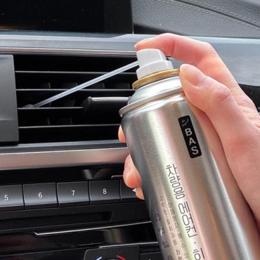 [BAS] 초강력 차량용 에어컨 히터 탈취제