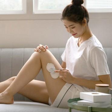[바디보감] EMS 저주파 미니 마사지기