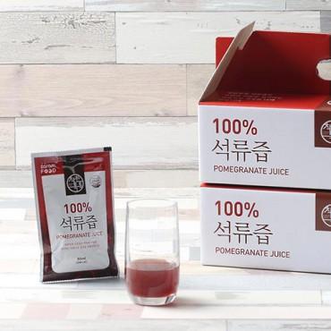 [자람푸드] 착한톡톡 석류즙 2박스